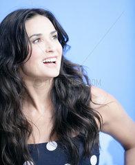 Berlinale ' Happy Tears'   US actress Demi Moore
