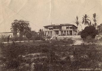 Tansania Villa des Gouvaneurs
