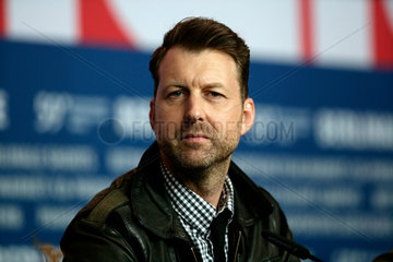 Berlinale: 'An English Man in New York'   Director Richard Laxton