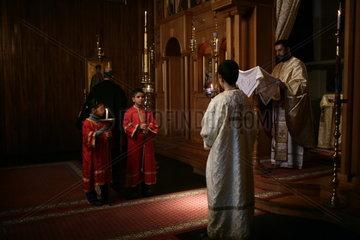 Irakische Christen in Deutschland