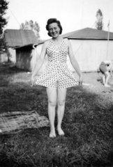 Frau Sommerkleid