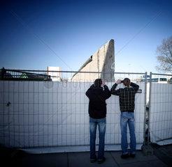 20. Jahrestag Mauerfall