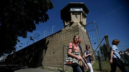 Stasi Prison Hohenschoenhausen Memorial