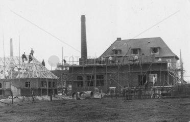 Haus bauen  1930