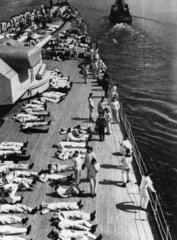 Kriegsmarine  vermutlich Sommer 1939