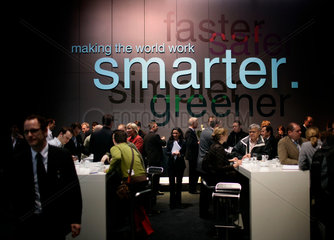 The world's biggest high-tech fair  CeBIT