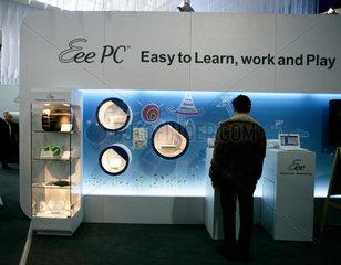 The world's biggest high-tech fair  CeBIT