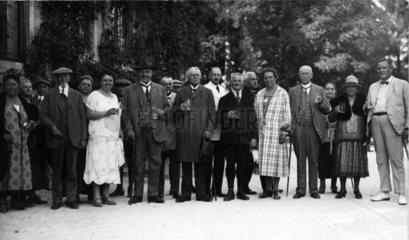 Rentnergruppe