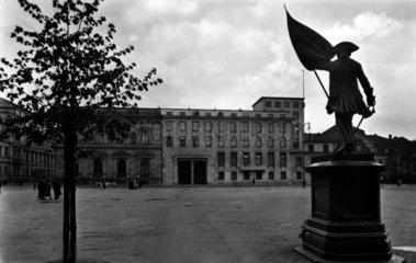 Berlin ca 1938 Reichskanzlei Wilhelmsplatz