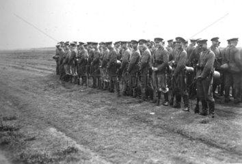 Reichsmarine  Anfang 1933  Rekrutenausbildung Wilhelmshaven