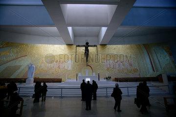 Worshiping Fatima