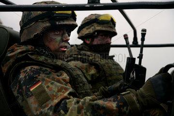 Bundeswehr Prepares For Afghanistan Deployment