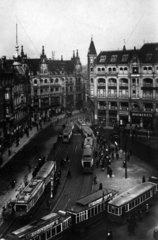 D-Berlin  Spittelmarkt   1920