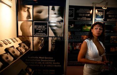 The 10th Venus International Erotic Trade Fair