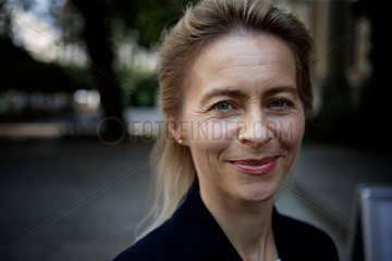 Federal Minister for Family Affairs  Senior Citizens  Women and Youth  Ursula von der Leyen