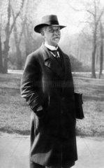 Portraet von Philipp Scheidemann ca. 1917