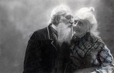 altes Liebespaar
