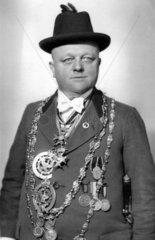 Schuetzenkoenig  1933