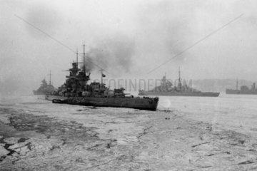 Zweiter Weltkrieg  Kriegsmarine  Winter 1940/41