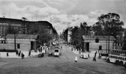 D-Berlin  1930  Leipziger Platz