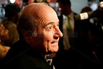 FIFA Praesident Sepp Blatter