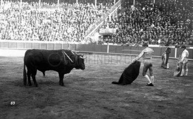 Spanien - Stierkampf um 1920