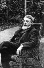 Portraet von Wilhelm Liebknecht