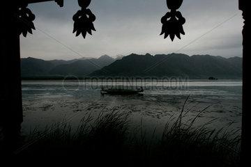 Leben auf dem See Dal