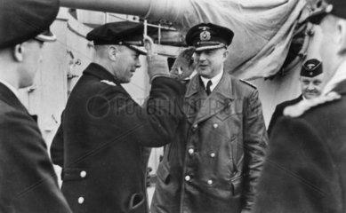 Zweiter Weltkrieg  Kriegsmarine  ca. Herbst 1940