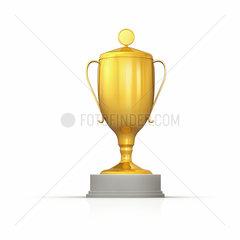 Goldener Pokal Freisteller