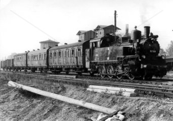 alter Zug Nr.4