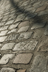 Cobblestone  close-up