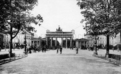 D-Berlin ca.1850 Brandenburger Tor