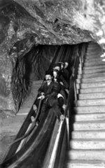 Bergwerksrutsche  1920