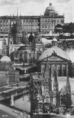 historische Ansichten von Berlin