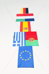 The European Union is comprised of many member nations