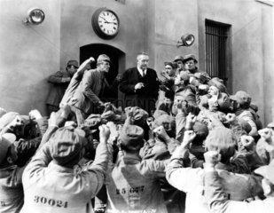 Revolte im Gefaengnis 1920