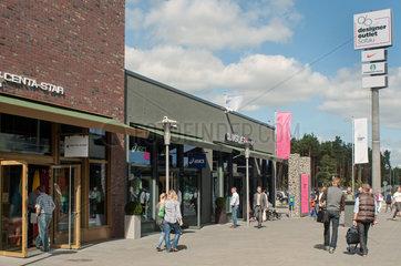 Designer Outlet Center