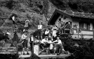 Tiroler Berghof Rast