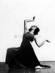 Tanzerin Mary Wigman