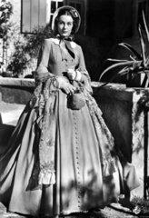 Ilse Werner à la Skarlett  1930