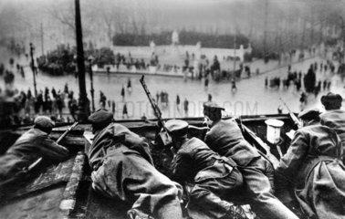 Berlin 1919 Strassenkampf