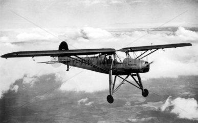 Flugzeug Storch