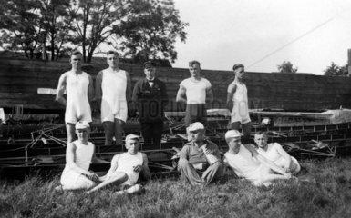 Achter-Ruder-Team  1910