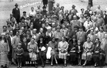 grosse Gruppe  1929
