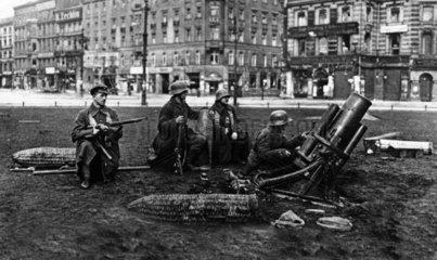Berlin  Strassenkaempfe Maerz 1919