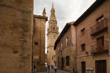 Kathedrale von Santo Domingo de la Calzada am Jakobsweg - Camino de Santiago