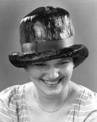 Hut aus Haaren