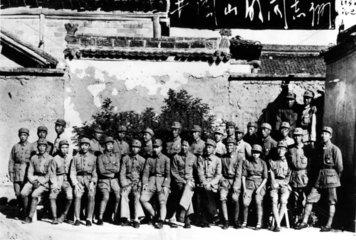 Kommunistische Truppen