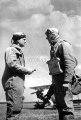 2 Piloten  1930